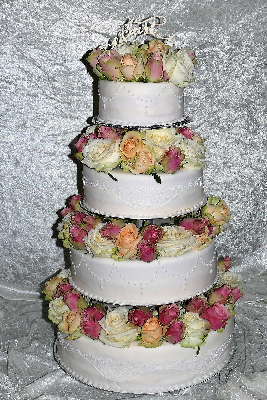 Hochzeitstorte ständer für Backen für
